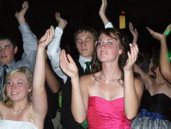 Highlight for Album: Madison Plains Homecoming 2010