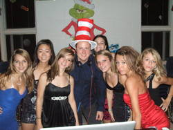 "Highlight for Album: Marysville ""Dr Seuss"" Homecoming 2010"