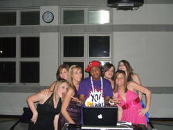 Highlight for Album: Marysville Winter Homecoming 2009