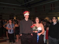 Highlight for Album: Marysville Winter Homecoming