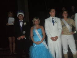 Highlight for Album: Teays Valley Prom 2011